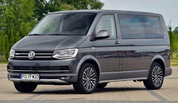 Volkswagen Multivan - wariant luksusowy
