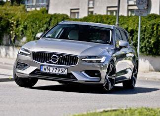 Volvo V60 D4 Inscription - TEST