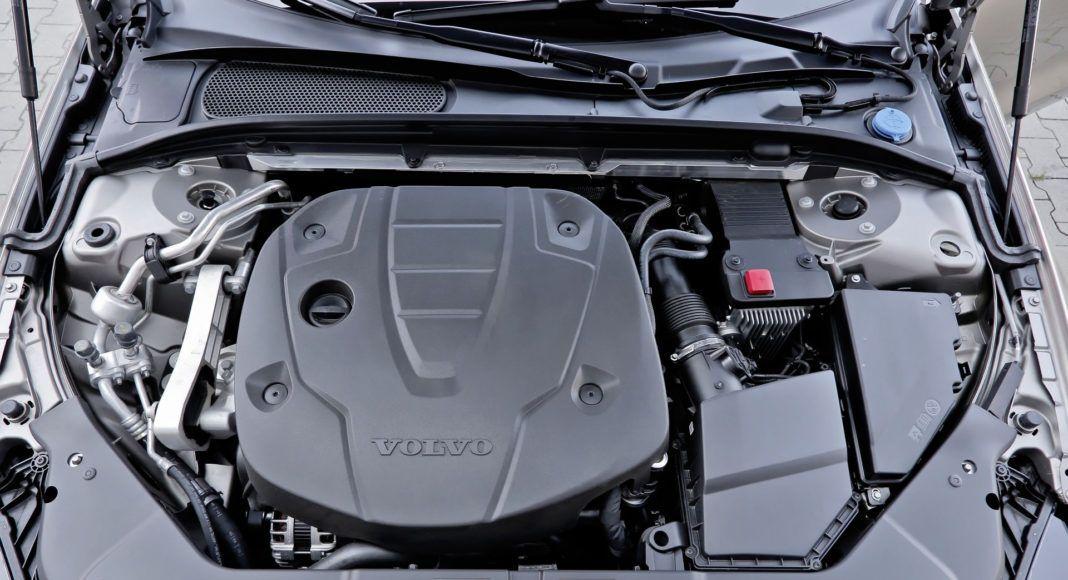 Volvo V60 - silnik