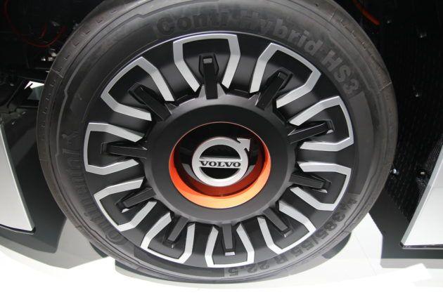 Volvo Vera - koło