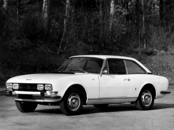 Peugeot 504 Coupe (1969-1983)