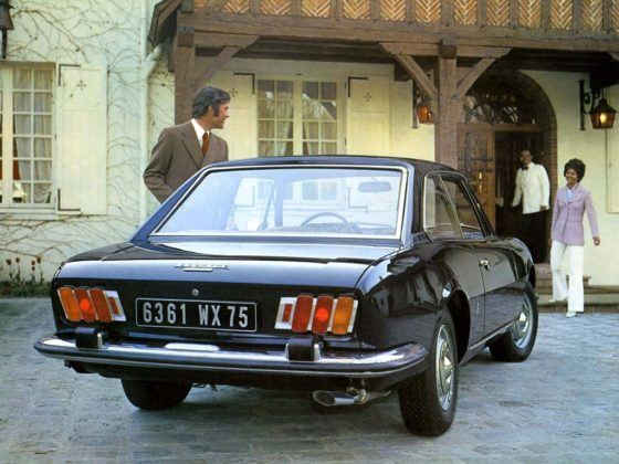 Peugeot 504 Coupe (1969)
