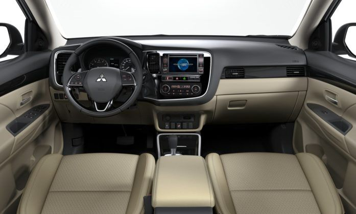 Mitsubishi Outlander 2019