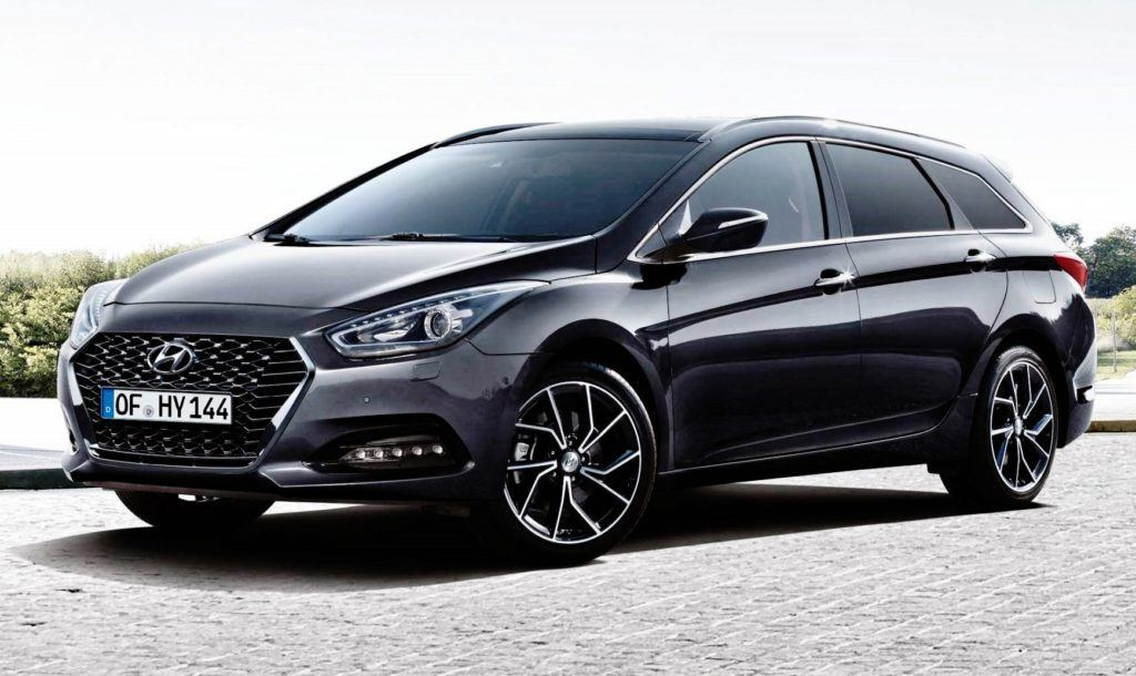 2019 Hyundai i40 Wagon - przód