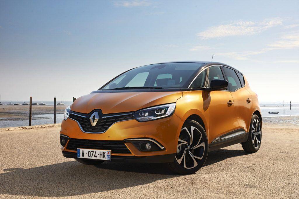 Renault Scenic (2016)