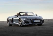 Audi R8 po liftingu (2019)
