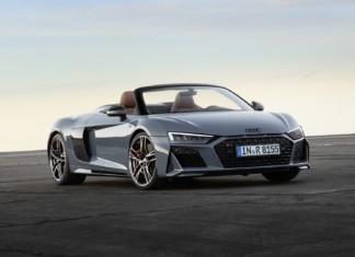 """Audi R8 po liftingu - """"ostrzejsze"""" z wyglądu i za kierownicą"""