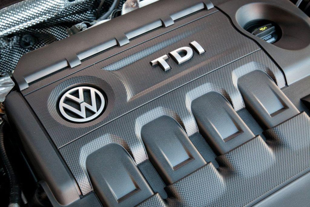 Volkswagen - silnik TDI