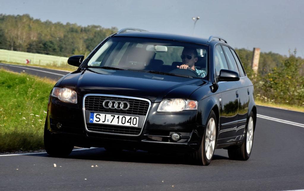 Audi A4 B7 - dynamiczne