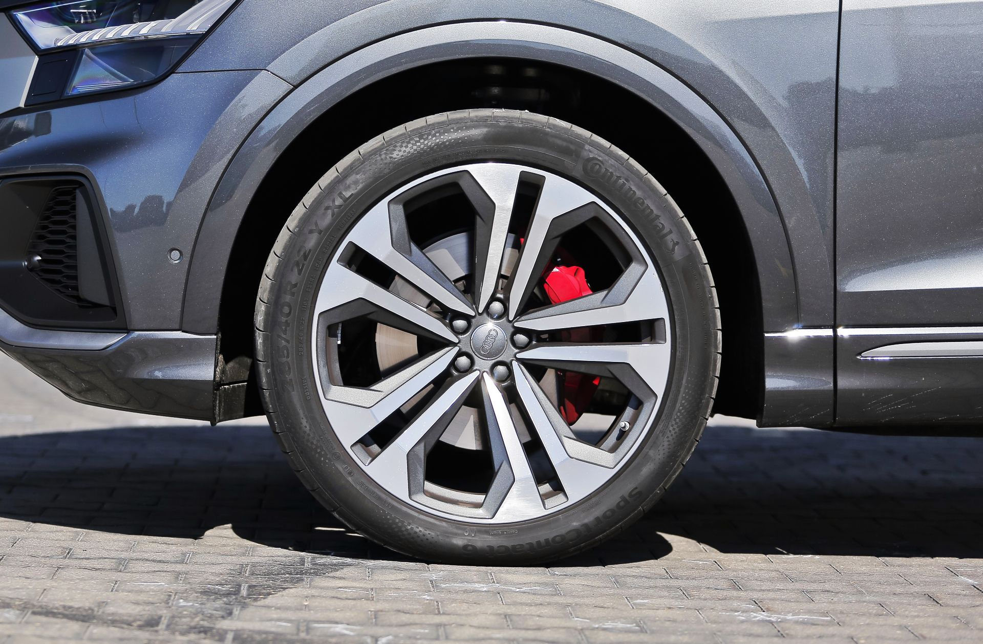 Audi Q8 - felga