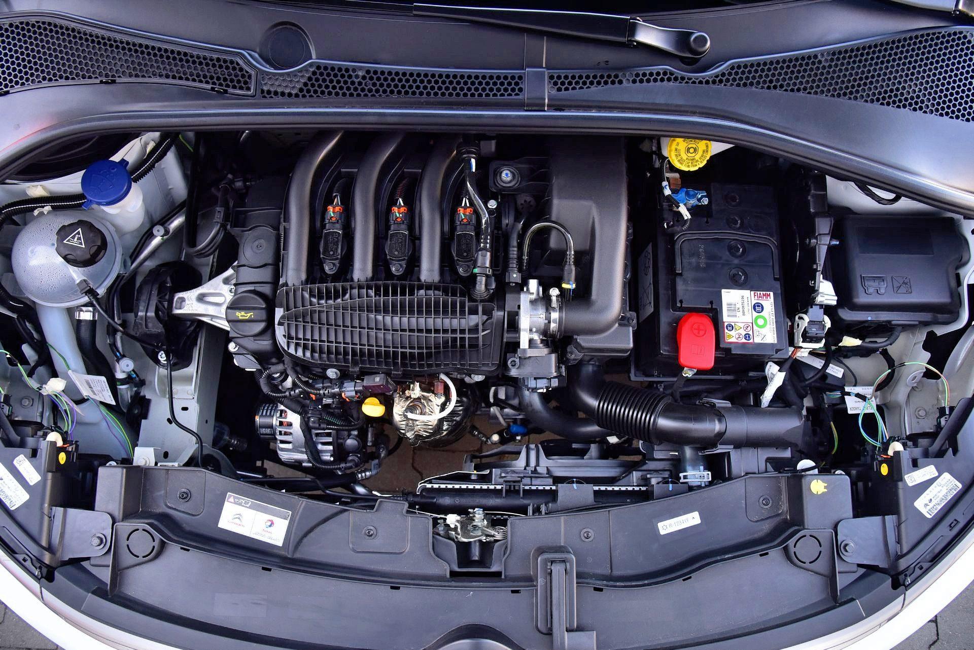 Citroen C3 - silnik