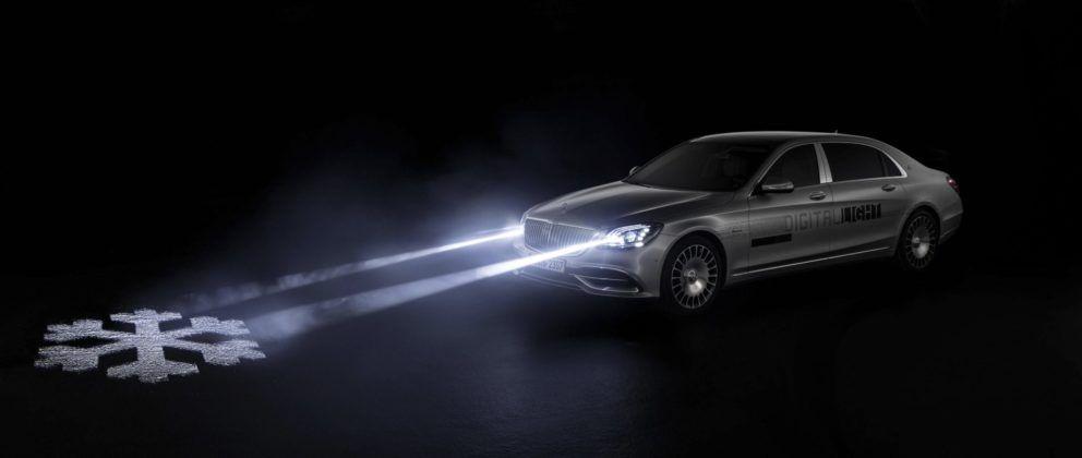 Mercedes-Maybach klasy S po liftingu (2018)