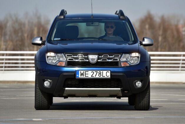 Dacia Duster I po liftingu