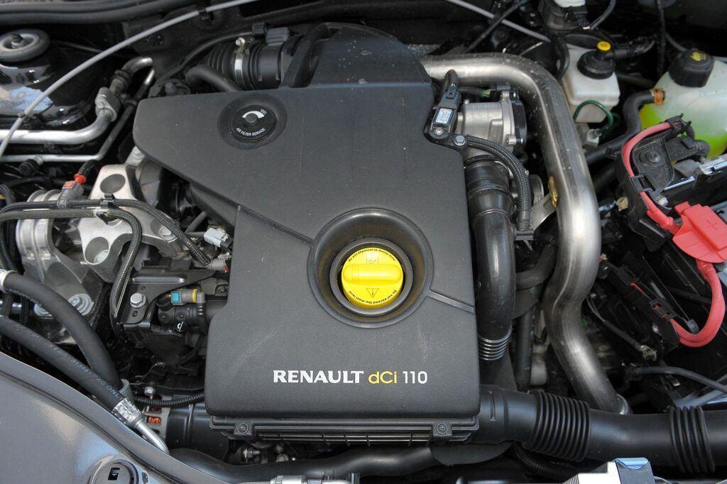 Dacia Duster I silnik