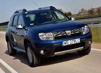 Używana Dacia Duster I (2010-2018) – OPINIE