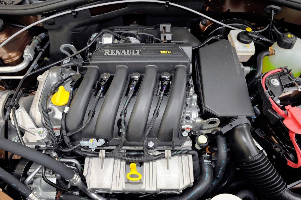 Dacia Duster - silnik 1.6