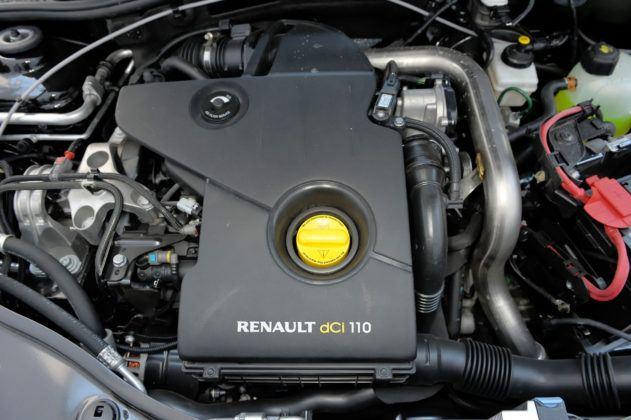 Dacia Duster - silnik dCi