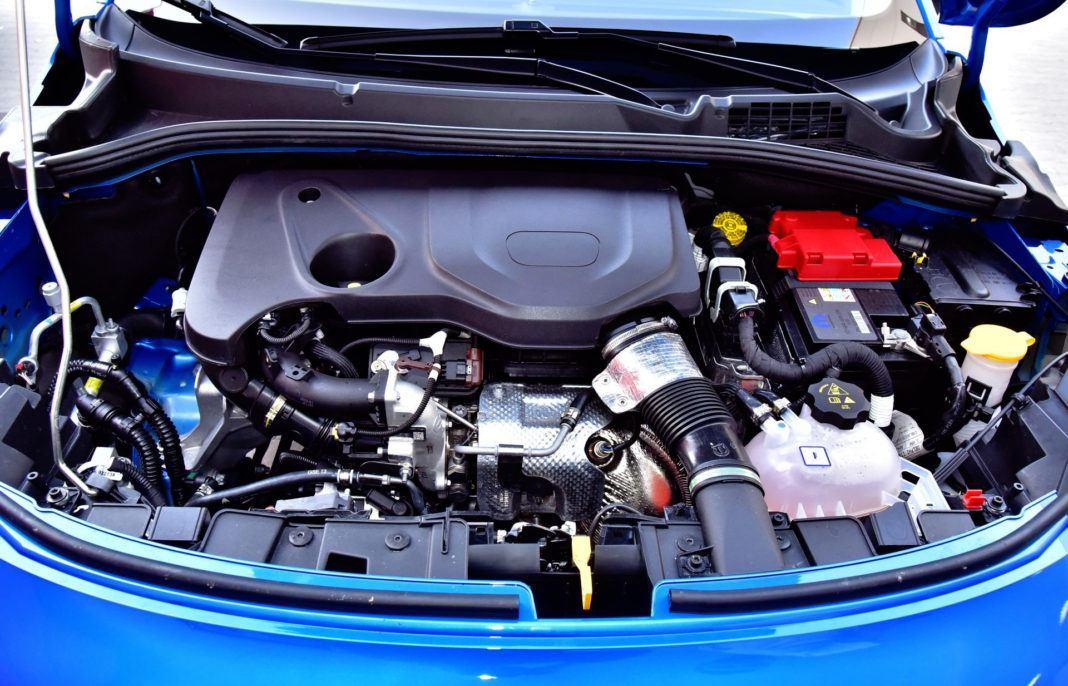 Fiat 500X FL - silnik