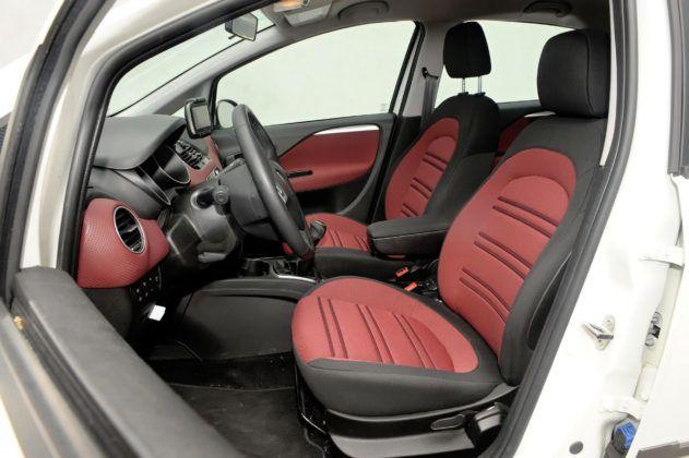 Fiat Punto III - fotel kierowcy