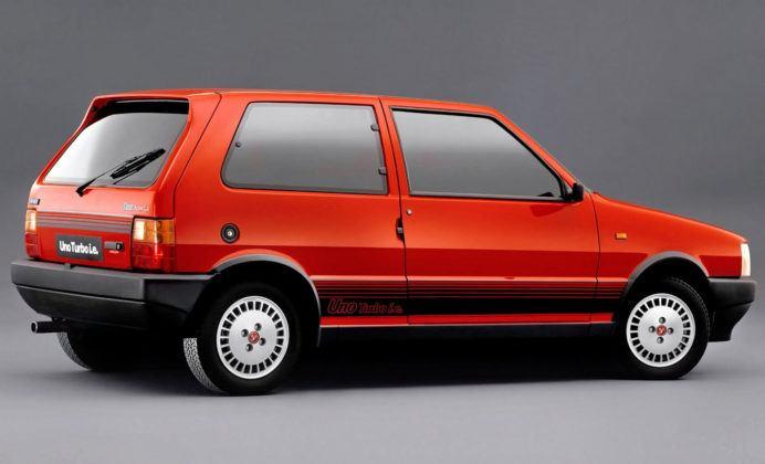 Fiat Uno Turbo i.e. Mk1