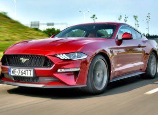 Ford Mustang GT FL - najtańsze V8 na rynku