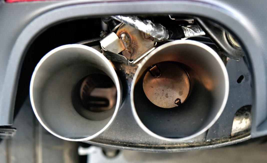 Ford Mustang FL - wydech