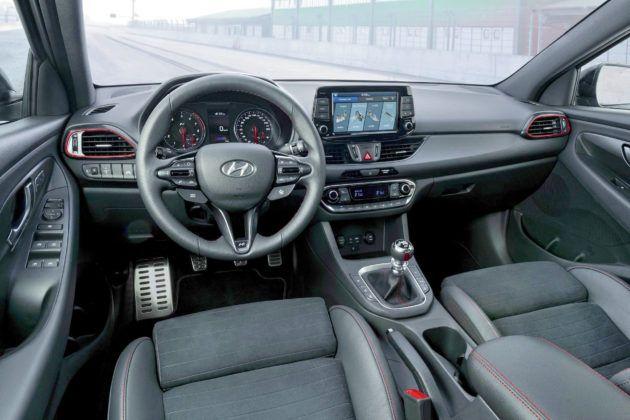 Hyundai i30 N Fastback