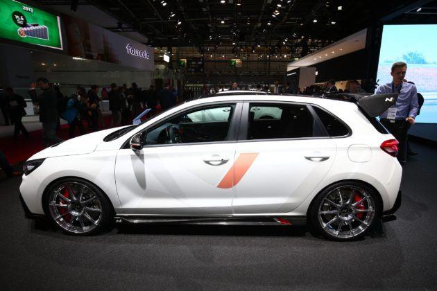 Hyundai i30 N Option Paryz