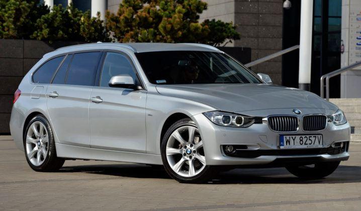 Klasa średnia - BMW serii 3