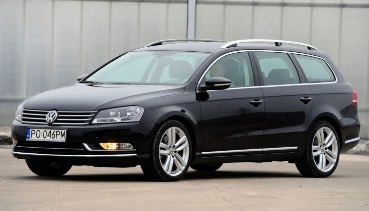 Klasa średnia - Volkswagen Passat