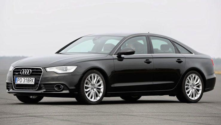 Klasa wyższa - Audi A6