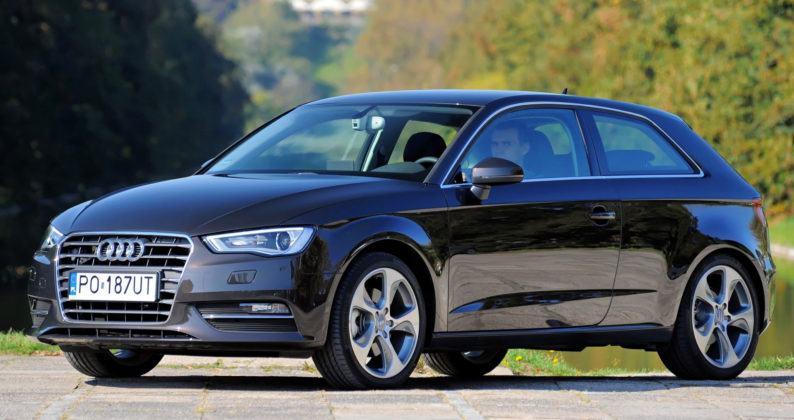 Kompakty - Audi A3