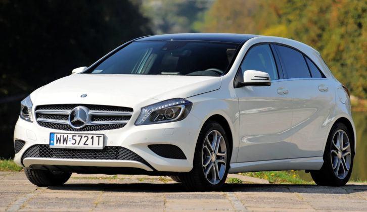 Kompakty - Mercedes Klasy A
