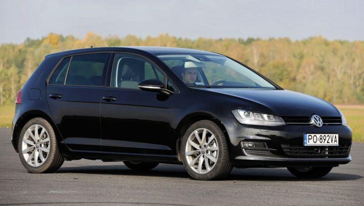 Kompakty - Volkswagen Golf