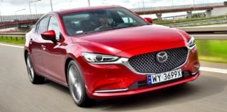 Mazda 6 FL - otwierające