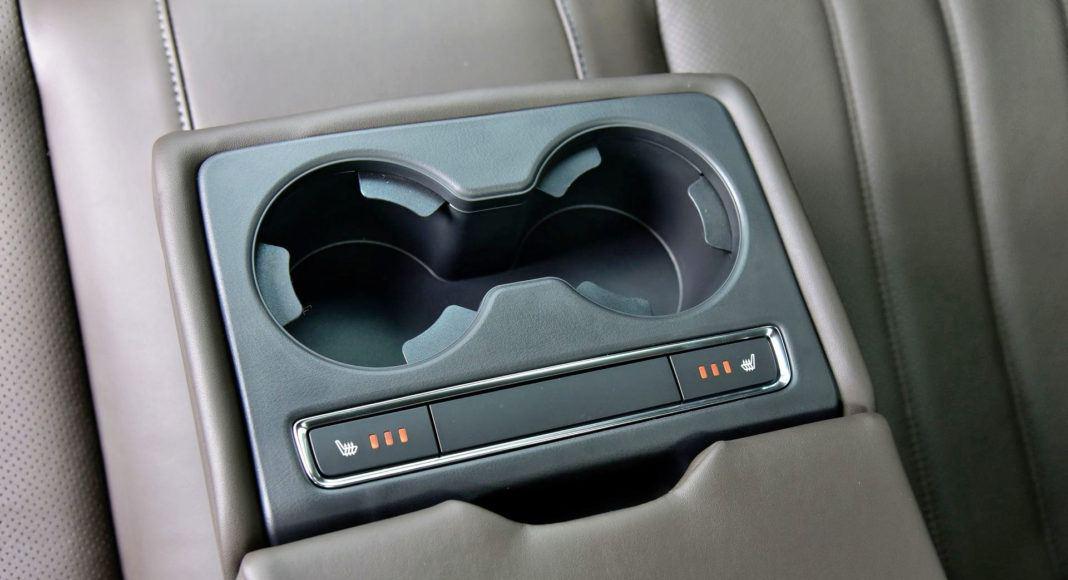 Mazda 6 FL - podgrzewana kanapa