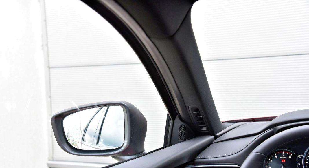 Mazda 6 FL - słupek
