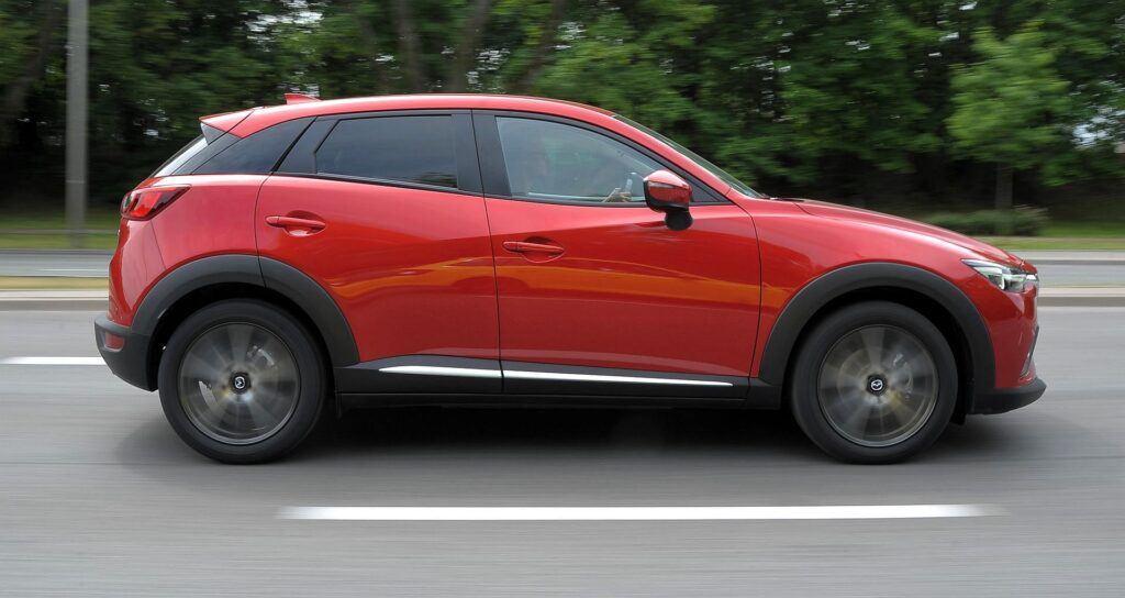 Mazda CX-3 09
