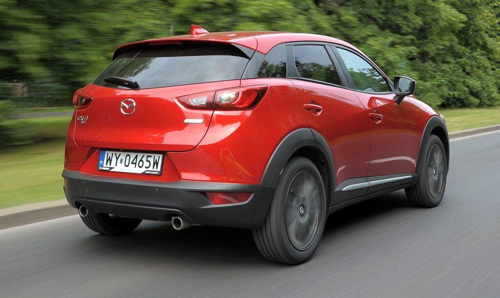 Mazda CX-3 (2)