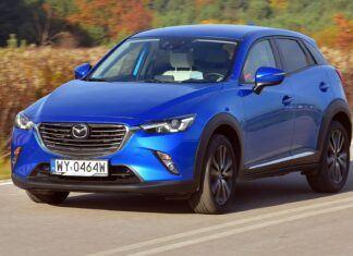 Używana Mazda CX-3 (od 2015 r.) - opinie, dane techniczne, typowe usterki