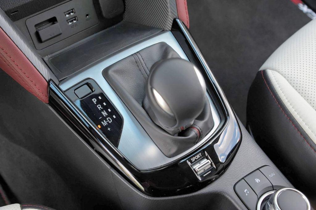 Mazda CX-3 - automat