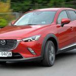 Mazda CX-3 - dynamiczne