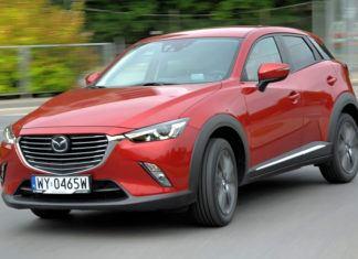 Używana Mazda CX-3 (od 2015 r.) - OPINIE