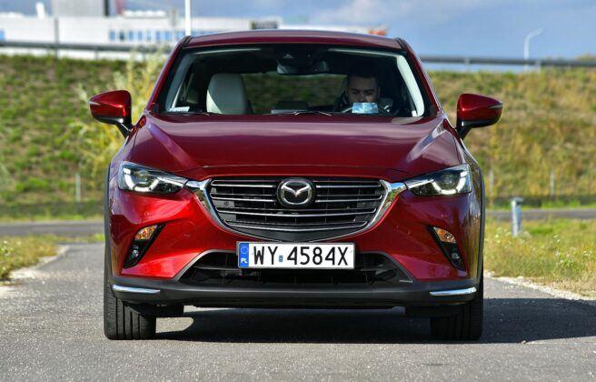 Mazda CX-3 po liftingu