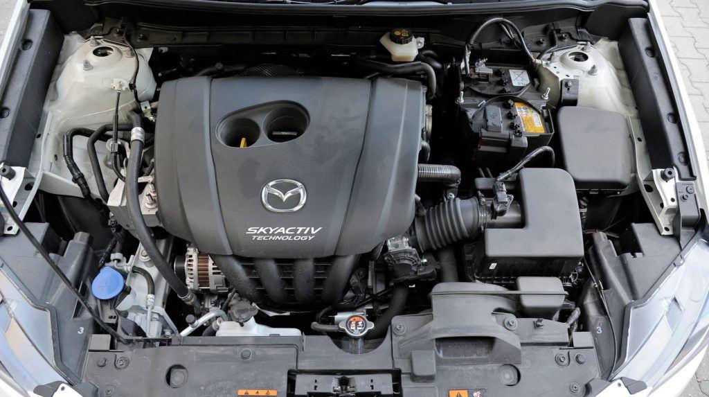 Mazda CX-3 - silnik 2.0