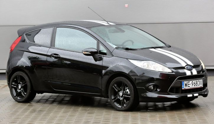 Miejskie - Ford Fiesta