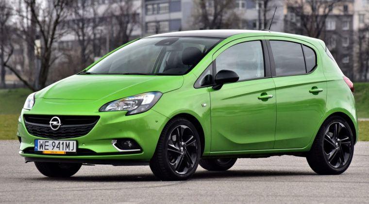 Miejskie - Opel Corsa