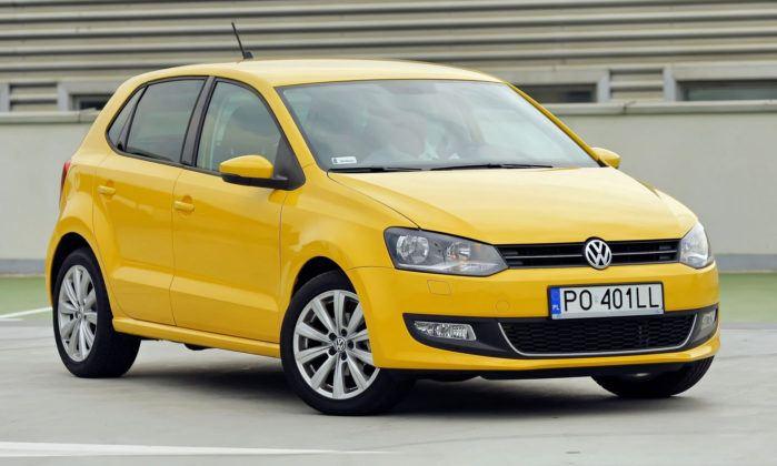 Miejskie - Volkswagen Polo
