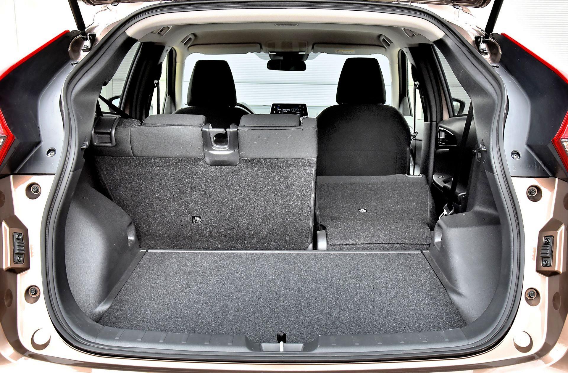 Mitsubishi Eclipse Cross - bagażnik
