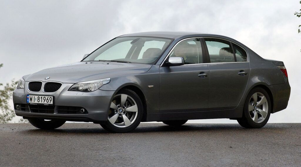 BMW 530d E60 3.0d R6 218KM 6AT WI81969 10-2003
